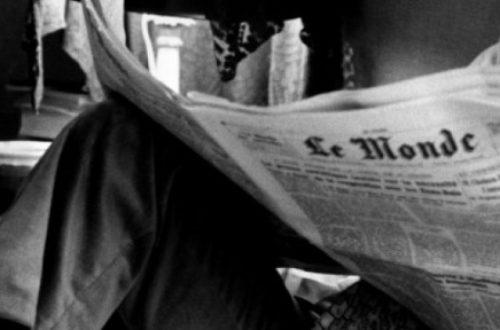 Article : Broken News…