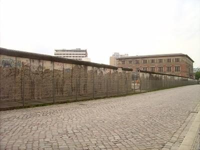 Mauerstrasse, Mur de Berlin © Aurore Guérin