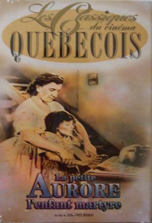 """Le DVD du film: """" Petite Aurore l'enfant martyre"""""""